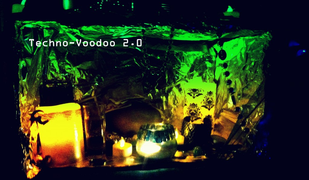 Techno-Voodoo 2.0 : Technology Changes Religion