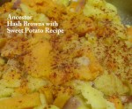 Ancestor Hash Browns with Sweet Potato Recipe