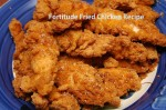 Fried chicken photo by Mike DelGaudio. Text added by author. Licensed under CC 2.0