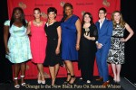 Orange is the New Black photo by Peabody Awards. Licensed under CC.2.0 Text added.