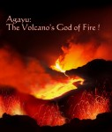 Volcanic Eruption (fantasy) photo by Maxwell Hamilton. Text added. Licensed under CC 2.0