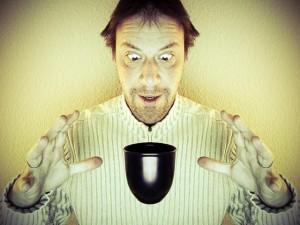 Coffee Magic Godmorgon. Kaffet känns extra magiskt denna morgon. :-) by