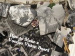 How to Create a Voodoo Vision Board Hanging