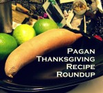 Pagan Thanksgiving Recipe Roundup