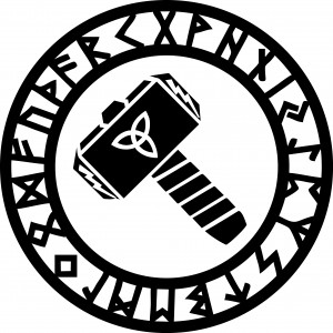 Runes picture courtesy of shutterstock.