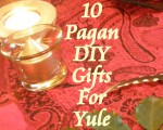 10 Pagan DIY Gifts For Yule