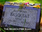 The Search for Samo: Voodoo Universe's Pilgrimage to Basquiat