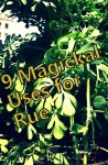 Rue This Day : 9 Magickal Uses for Rue
