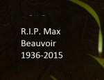 RIP Max Beauvoir