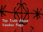 Legba flag detail photo by Lilith Dorsey. All rights reserved.