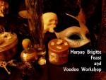 2/28 Maman Brigitte Feast and Voodoo Workshop