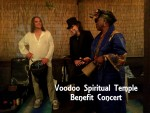 Video: Voodoo Spiritual Temple Benefit Concert