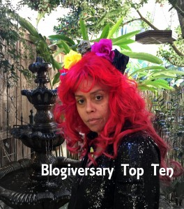 Blogiversary top ten 2016 photo by Lilith Dorsey.