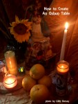 Sensuous and Sacred: Oshun's Feast Table How To