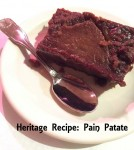 Heritage Recipe: Pain Patate – Sweet Potato Pudding