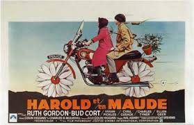 Harold and Maude poster. Image courtesy of wikimedia commons.