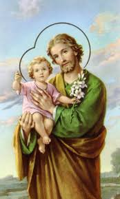 St. Joseph image. Courtesy of Wikimedia commons.