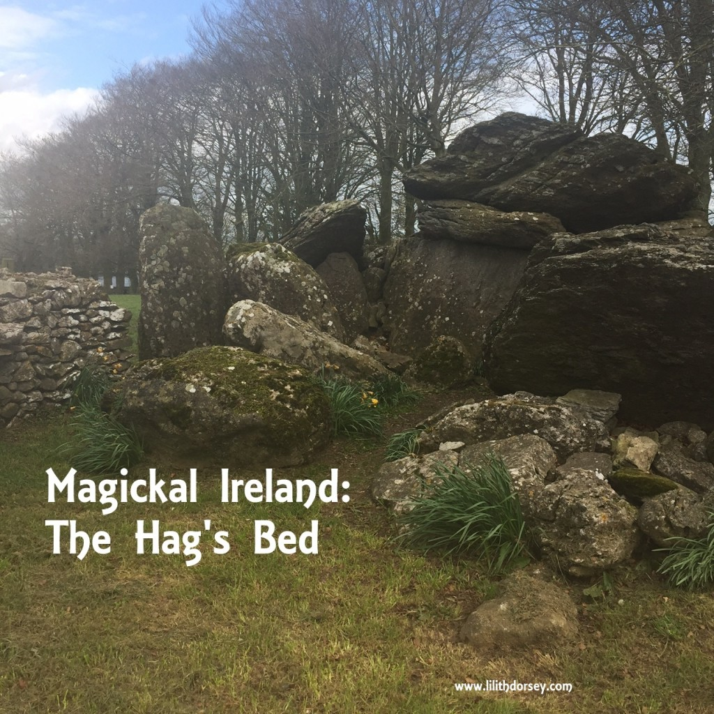 Hag's Bed photo by Lilith Dorsey. All rights reserved.