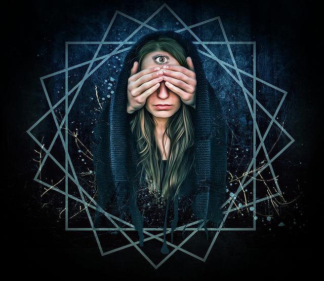Third Eye photo courtesy of Pixabay. Licensed under CC.0