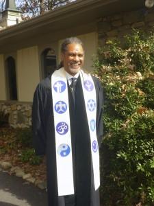 Reverend Michael J. S. Carter