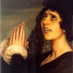 La_Saeta_by_Julio_Romero_de_Torres_(part)