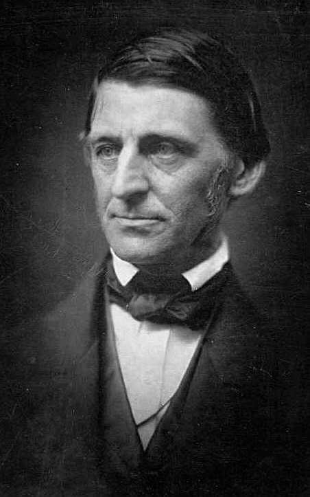 """""""Jesus is just like you and me"""": the radical message of R. W. Emerson."""