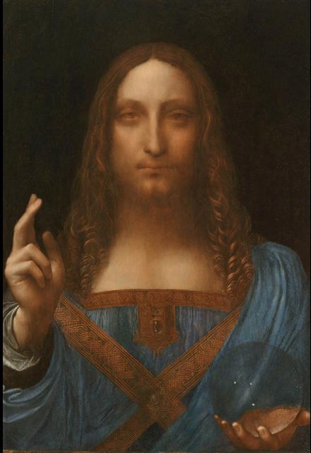 Leonardo do Vinci via Wikimedia Commons