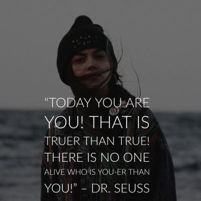 Dr. Seuss via inspirationfeed.com