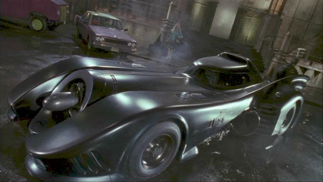 The Batmobile Should Not Have Gun Turrets