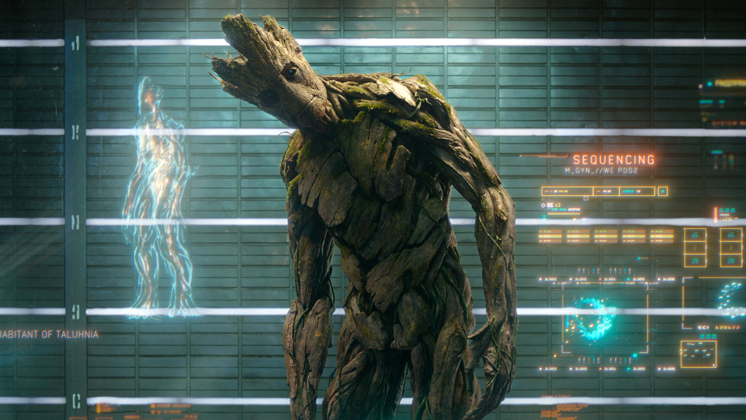 Guardians of the Galaxy  Grateful for GrootGuardians Of The Galaxy Characters Groot