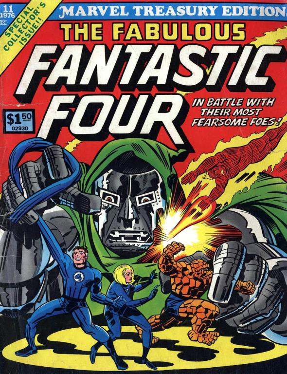 fantastic four proof that not every superhero needs a