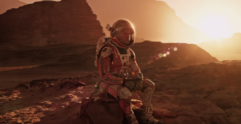 The Martian and Sci-Fi's Search for Salvation