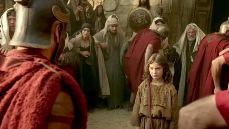 Image result for the young messiah
