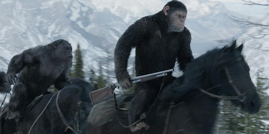 7. War For the Planet of the Apes