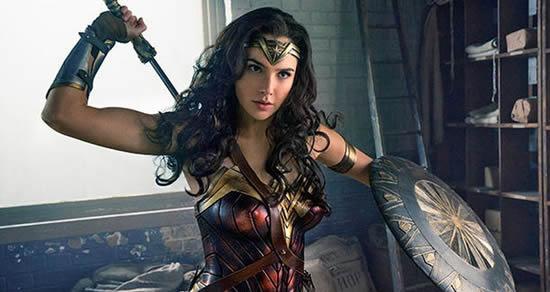 2. Wonder Woman