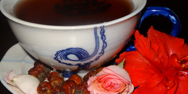 Tea Spell- Image by Annwyn