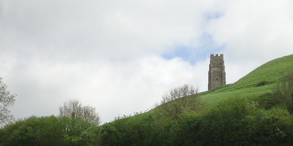 Glastonbury Tor- Image by Annwyn