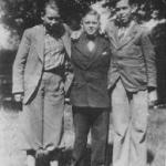 Helmut Huebener, Rudi Wobbe and Karl-Heinz Schnibbe