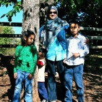 Dilshad and Kids