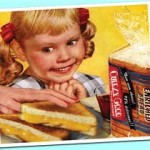 retro grilled cheese