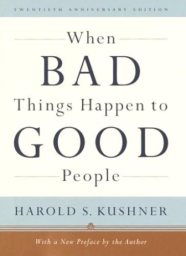 an essay on why bad things happen to good people Why does god allow bad things to happen to good people why does god not prevent bad things from happening to good people.