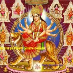 Welcome, Goddesses! Happy Navratri!