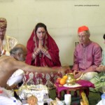 vedic ceremony three