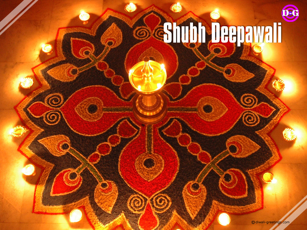happy diwali shubh deepavali hindu holiday