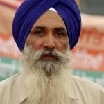 Sikh man, Agra