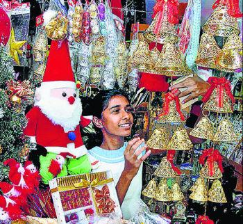 Hindus and Christmas