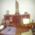 My Home Puja Altar