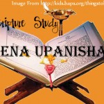 Reading the Upanishads: Kena chapter one
