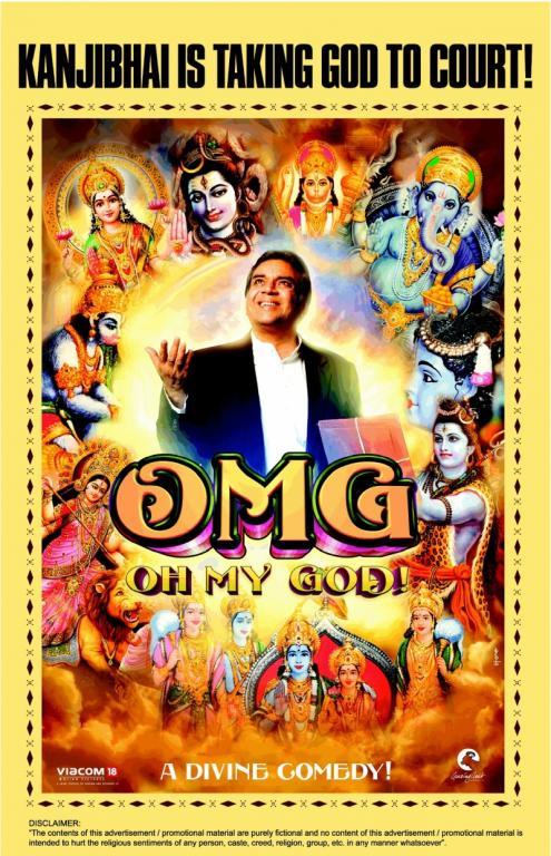 OMG: Oh My God! Hindi Full Movie Watch Online Free HD