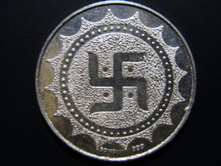 Swastika One Symbol Two Meanings Ambaa Choate